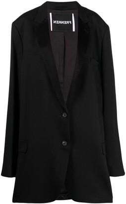 Frenken Tux oversized blazer