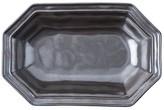 """Juliska Pewter Stoneware 10"""" Octagonal Serving Bowl"""