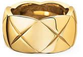 Chanel Coco Crush Ring In 18k Yellow Gold, Medium Version