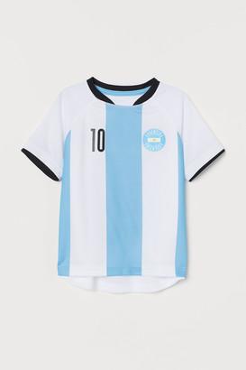 H&M Soccer Shirt