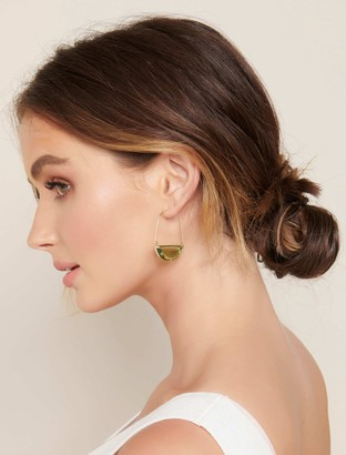 Ever New Adella Cocktail Stone Earrings