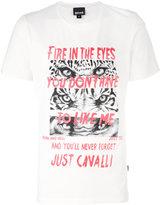 Just Cavalli printed T-shirt - men - Cotton - M