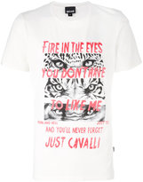 Just Cavalli printed T-shirt - men - Cotton - S
