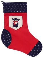 Gymboree Penguin Pocket Holiday Stocking