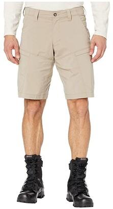 5.11 Tactical Apex Shorts (Khaki) Men's Shorts