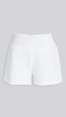 Beyond Yoga Lets Smock About It Shorts