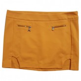 Patrizia Pepe Orange Skirt for Women