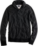 J.Crew Shawl-collar sweatshirt