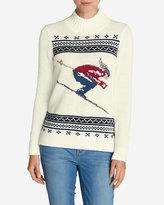 Eddie Bauer Women's Slopeside Sweater