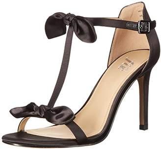 Amazon Brand - The Fix Women's Nicolette Double Bow T-Strap Sandal
