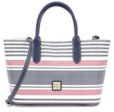 Dooney & Bourke Westerly Collection Brielle Striped Tote