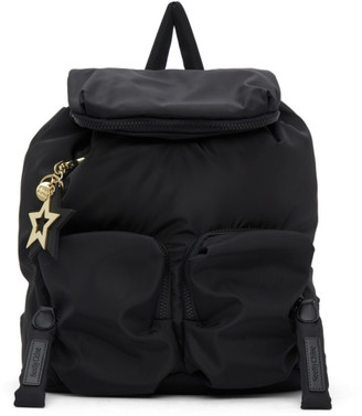 See by Chloe Black SatinJoy Rider Backpack
