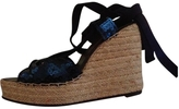 Marc Jacobs Blue Sandals