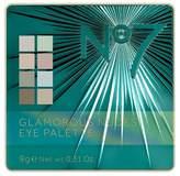 No7 Glamorous Nudes Eye Palette - .31oz
