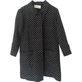 Chloé Navy Cotton Trench coat