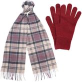 Barbour Scarf And Glove - Women's