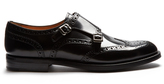 Church's Lana leather monk-strap shoes