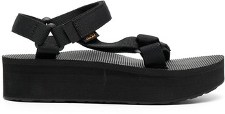 Teva Side-Buckle Platform Sandals