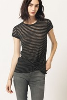 Stateside Burnout S/S Striped Tee