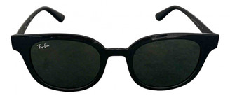 Ray-Ban New Wayfarer Black Plastic Sunglasses