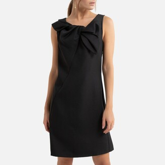 Molly Bracken Bow Front Mini Dress