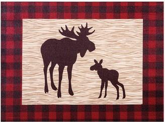 Trend Lab Northwoods Moose Wall Art