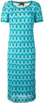 Missoni crochet knit dress - women - Rayon/Cupro/Polyester/Spandex/Elastane - 44
