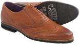 Blackstone SCM002 Wingtip Leather Shoes (For Men)
