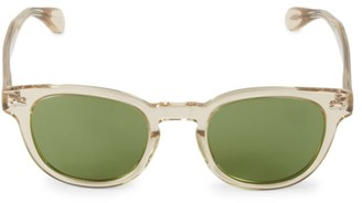 Oliver Peoples Sheldrake 49MM Cat Eye Sunglasses