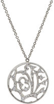 Cathy Waterman Women's LOVE Pendant Necklace