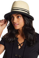 Vince Camuto Colorblock Fedora