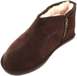 Mens Sheepskin Slippers   Shop the