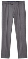 Slim-fit Patterned Suit Trousers