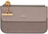 Chloé Grey Joe Card Holder