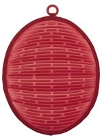 OXO Good Grips Silicone Pot Holder with Magnet, Cherry Red