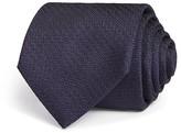 Salvatore Ferragamo Solid Textured Classic Tie