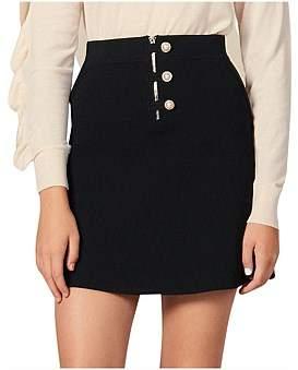 Sandro Paris Bale Skirt