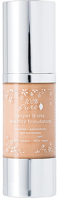 100% Pure Full Coverage Foundation w/ Sun Protection
