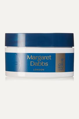 MARGARET DABBS LONDON Toning Leg Scrub, 200g - one size