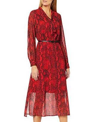 Comma Women's 81.909.82.5064 Dress,8 (Size: )