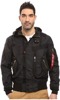 Alpha Industries Helo Bomber Jacket