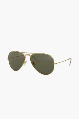Ray-Ban Classic Polarized Aviator Sunglasses
