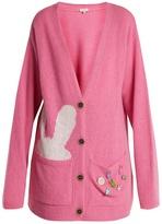 Natasha Zinko Bunny-intarsia cashmere cardigan