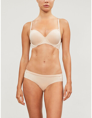 Triumph Body Make-Up stretch-jersey bra