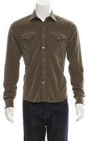 Tomas Maier Long Sleeve Button-Up Shirt w/ Tags