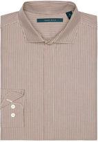 Perry Ellis Fine Stripe Pattern Shirt