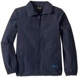 Jack Wolfskin Kids Lakeside Jacket (Infant/Toddler/Little Kids/Big Kids) (Night Blue) Kid's Coat