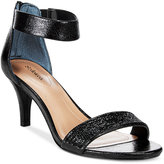 Style&Co. Style & Co. Phillys Two-Piece Evening Sandals, Only at Macy's