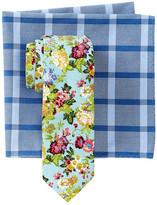 Original Penguin Ashwood Floral Tie & Pocket Square Set