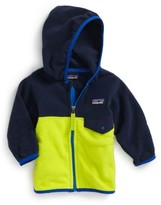 Patagonia Infant Boy's Micro D Snap-T Fleece Jacket